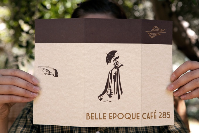 Belle Epoque Cafè 285